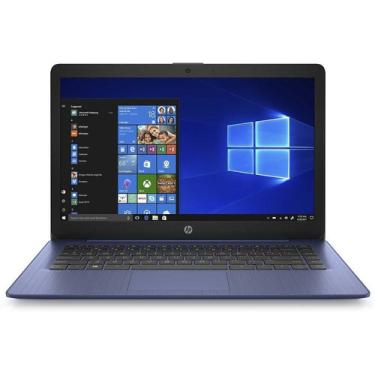 Imagem de Notebook Hp Stream 14-cb171wm 14  Intel Celeron N4020 Azul