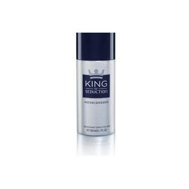 Desodorante Antonio Banderas King Of Seduction 150ml