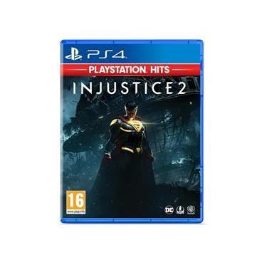Jogo Injustice 2 Playstation Hits - PS4