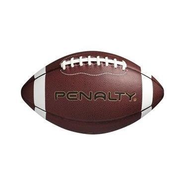 Bola De Futebol Americano Oficial C C Marrom Penalty 1d4c987672128