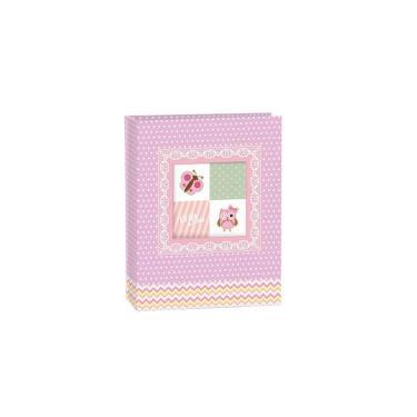 Álbum YES 200 fotos 10x15cm Rosa