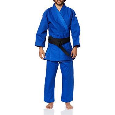 Kimono Judo, Tamanho 4/170, MKS, Azul