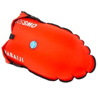 Boia de natação para águas abertas ows 500 nabaiji - V2 buoy ows 500, no size