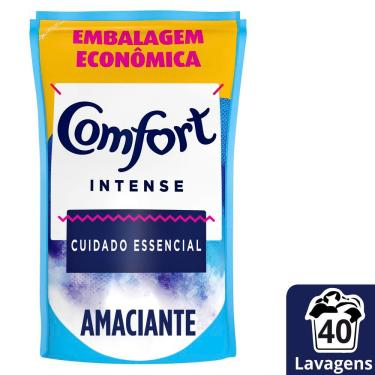 Kit 2 Refis Amaciante Comfort Concentrado Intensivo Intense 900ml