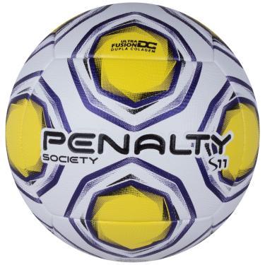 Bola de Futebol Society Penalty S11 R2 XXI Penalty Unissex