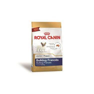 Ração Royal Canin Bulldog Francês - Cães Filhotes - 1kg