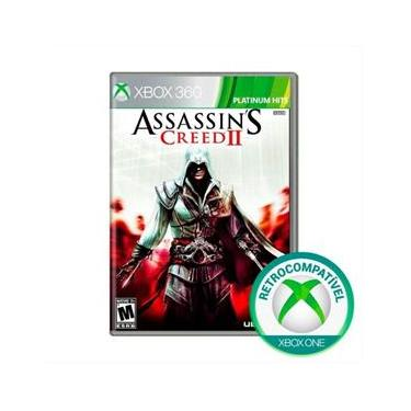 Assassin`s Creed II - Xbox 360 / Xbox One