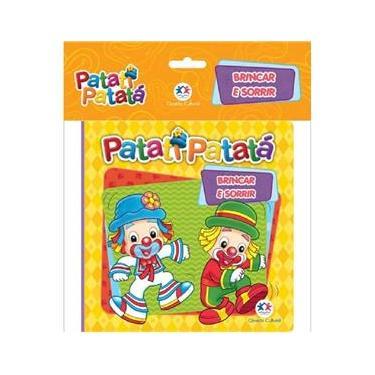 Patati Patata: Brincar e Sorrir - Livro de Banho - Ciranda Cultural - 9788538062943