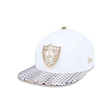 BONE 950 ORIGINAL FIT OAKLAND RAIDERS NFL ABA RETA SNAPBACK OFF WHITE NEW  ERA f6932d86675