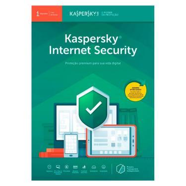Kaspersky Internet Security Multidispositivos - Licença de 1 ano - 1 dispositivo - para PC, Mac, And