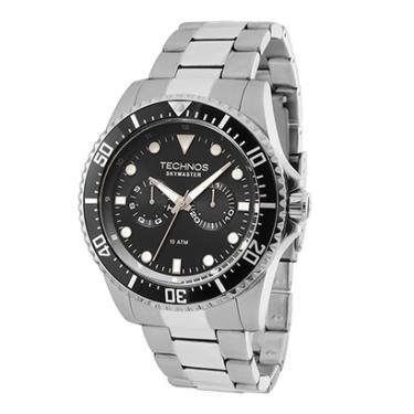 Relógio de Pulso Masculino Technos Cronógrafo   Joalheria   Comparar ... 0fdaece1cf