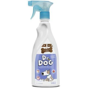 Shampoo Dr. Dog para Banho a Seco Perfumaria Fina - 500 mL