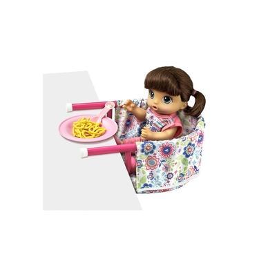 Imagem de Cadeirinha de Refeição Para Baby Alive Rasbro - Laço de Fita