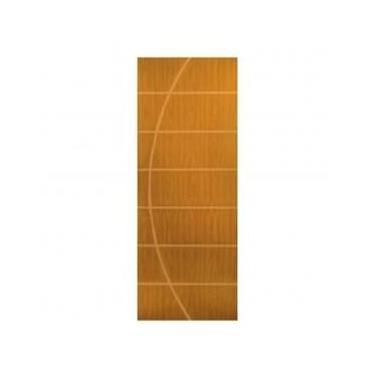 Porta de Madeira com Revestimento Melamínico Neblina 2,10mx60cmx35mm