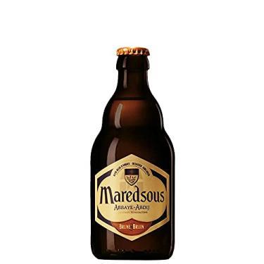 Imagem de Cerveja Maredsous Brune 8 Bruin Long Neck 330 ml