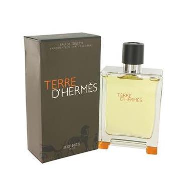 e7d55a30318 Perfume Masculino Terre D`hermes Hermes 200 Ml Eau De Toilette