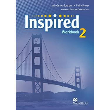 Promo-Inspired Workbook-2 - Prowse,philip - 9786685727715