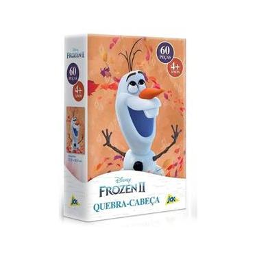 Imagem de Quebra-Cabeça 60 Peças - Toyster 002671 Olaf Frozen 2