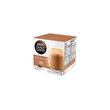 Imagem de Nescafé Dolce Gusto Café Au Lait - 16 Cápsulas - Nestlé