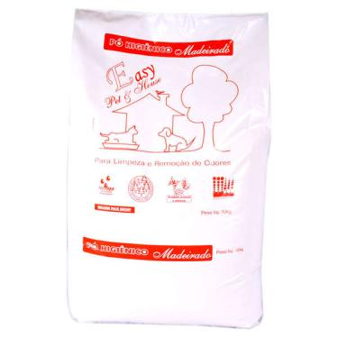 Pó Higiênico Easy Pet & House Dog Citronela - 10 Kg