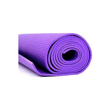 Tapete Texturizado p/ Yoga Mat - Roxo - Acte Sports