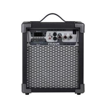 Caixa de Som Amplificada LC250 APP 60W Preta 31260 Frahm