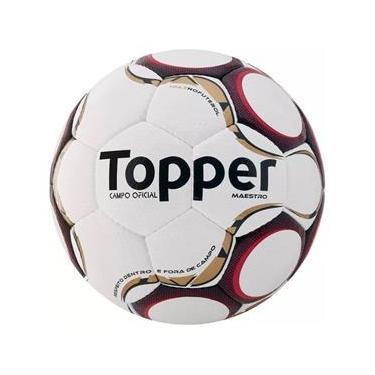 Bola de Futebol Topper Campo Maestro TD1 37ccaffff8ed0