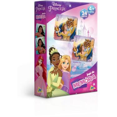 Imagem de Jogo de Memória - Princesa - Toyster