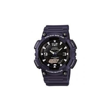 571bbc394f6 Relógio Masculino Casio Anadigi - Resitente à Água Cronômetro AQ -S810W-2A2VDF