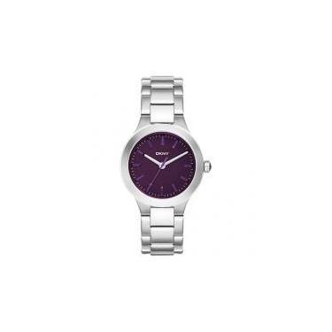8f804987564 Relógio Feminino DKNY Analógico - Resitente à Água Cronômetro Fashion  NY2386 1GN