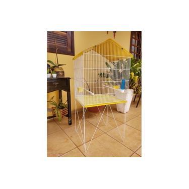 Viveiro Criadeira Canario Belga Periquito Australiano Agapornis Calopsita Maritaca Papagaio Pássaros