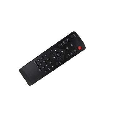 Controle remoto de substituição HCDZ para Magnavox 19MF339B/F7 19MF339B 22MF339B 22MF339B/F7 32ME402V 32ME402V/F7 LED LCD HDTV TV