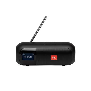 Rádio Portátil com Bluetooth Tuner 2 FM Preto - JBL