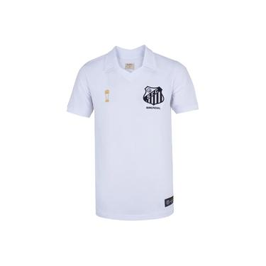 Camiseta do Santos 1962 RetrôMania - Masculina