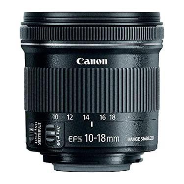 Imagem de Lente Objetiva EF-S 10-18mm F4.5-5.6 IS STM Canon