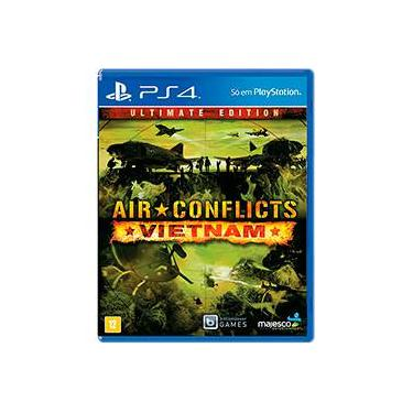 Game - Air Conflicts: Vietnam - Ultimate Edition - PS4