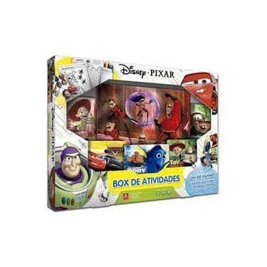 Imagem de Box De Atividades: Disney/Pixar