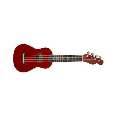 Ukulele Fender 096 5060  Venice Soprano 090 Cherry