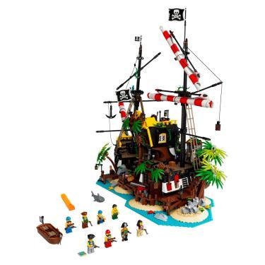 Imagem de LEGO Ideas - Pirates of Barracuda Bay