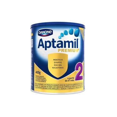 Fórmula Infantil Aptamil Premium 2 400g
