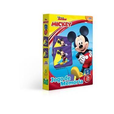 Imagem de Jogo de Memoria Mickey