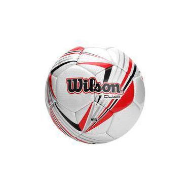 Bola Futebol Campo Club Wilson - Bf0001vm 6a13203de36bd