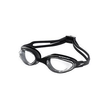 a77706e0d Óculos de Natação Speedo Hydrovision Preto Cristal