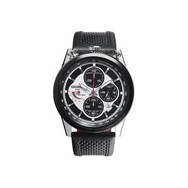 5a0236a7639 Relógio Masculino Orient Analógico Esportivo MBSCC042 SPPX