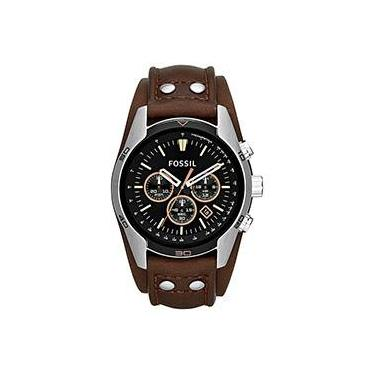 606c37198ff Relógio Masculino Fossil Analógico Casual CH2891-2PN