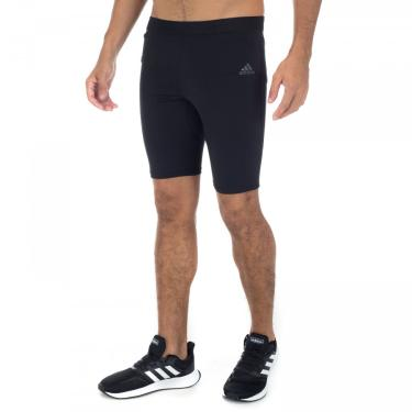 Bermuda de Compressão adidas Own The Run Tight - Masculina adidas Masculino