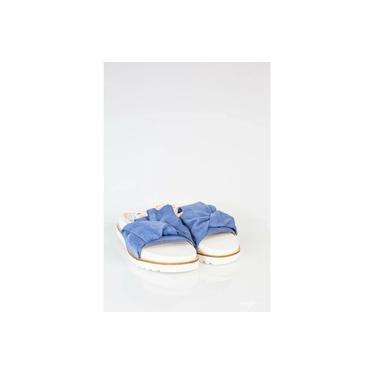 Tamanco Azul Dumond
