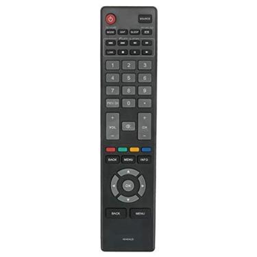Controle remoto AULCMEET NH404UD compatível com Magnavox TV 55ME314V 50ME314V 40ME314V 40ME324V 32ME304V 28ME304V 39ME313V 39ME313F7A 39MF412B 50MF412B