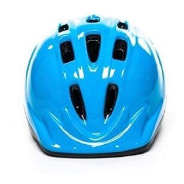 Imagem de Capacete Infantil Ciclismo Bike Kidzamo Corsa Teddy Kids Azul (Azul, M)