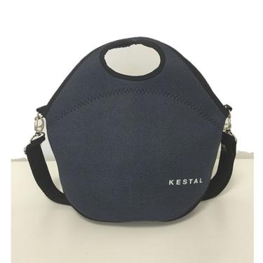 Lancheira Térmica Anatômica de Neoprene KSN054 Kestal - Jeans